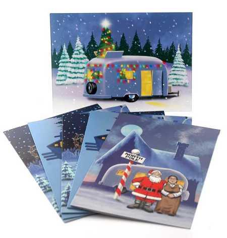 Κάρτες Για τα Χριστούγεννα και την Πρωτοχρονιά